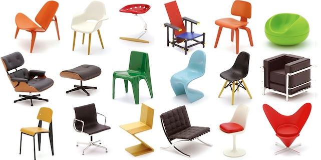 designer chairs for less 1